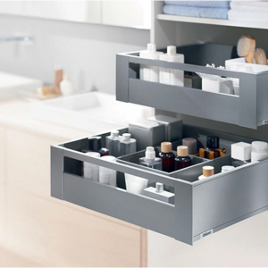 InteriorElements-Legrabox Orion Grey Pull-Out Drawer