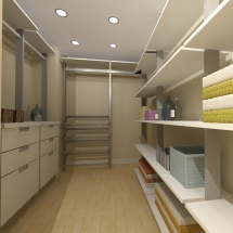 Walking Closet Render - 05.28.2015