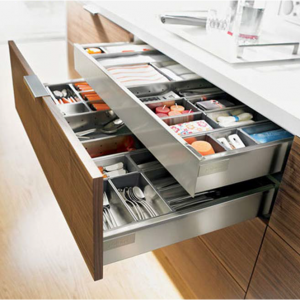 InteriorElements-Legrabox Stainless Steel Internal Drawer