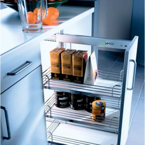 InteriorElements-Spice Rack Pull-Out Accessory