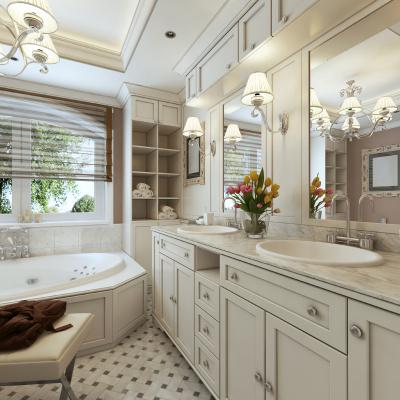 Standing Bathroom Vanity